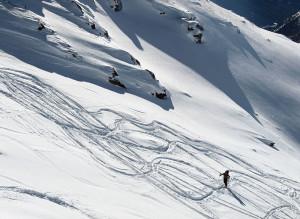 Gipfelhang Skitour auf den Eierkopf