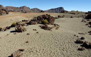 Mondlandschaft am Teide