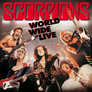 Sorpions World Wild Live CD-Cover