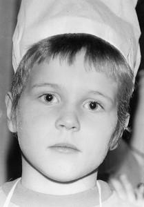 Ronald Siller als Kind